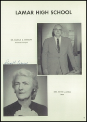 Page 17, 1960 Edition, Lamar High School - Orenda Yearbook (Houston, TX) online yearbook collection
