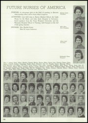 Page 184, 1960 Edition, Lamar High School - Orenda Yearbook (Houston, TX) online yearbook collection