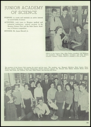 Page 187, 1960 Edition, Lamar High School - Orenda Yearbook (Houston, TX) online yearbook collection