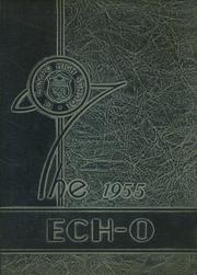 El Campo High School - Echo Yearbook (El Campo, TX) online yearbook collection, 1955 Edition, Page 1