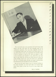 Page 10, 1955 Edition, El Campo High School - Echo Yearbook (El Campo, TX) online yearbook collection