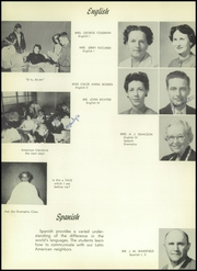 Page 14, 1955 Edition, El Campo High School - Echo Yearbook (El Campo, TX) online yearbook collection