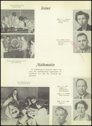 Page 15, 1955 Edition, El Campo High School - Echo Yearbook (El Campo, TX) online yearbook collection