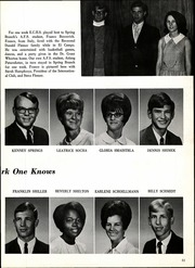 Page 15, 1969 Edition, El Campo High School - Echo Yearbook (El Campo, TX) online yearbook collection