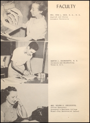 Page 12, 1950 Edition, Raymondville High School - Bearkat Yearbook (Raymondville, TX) online yearbook collection