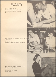Page 13, 1950 Edition, Raymondville High School - Bearkat Yearbook (Raymondville, TX) online yearbook collection