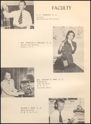 Page 16, 1950 Edition, Raymondville High School - Bearkat Yearbook (Raymondville, TX) online yearbook collection