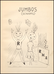 Page 17, 1950 Edition, Raymondville High School - Bearkat Yearbook (Raymondville, TX) online yearbook collection