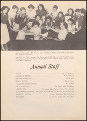 Page 10, 1951 Edition, Raymondville High School - Bearkat Yearbook (Raymondville, TX) online yearbook collection