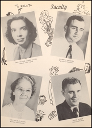 Page 16, 1951 Edition, Raymondville High School - Bearkat Yearbook (Raymondville, TX) online yearbook collection