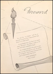 Page 9, 1951 Edition, Raymondville High School - Bearkat Yearbook (Raymondville, TX) online yearbook collection