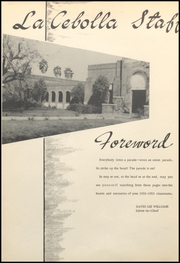 Page 12, 1953 Edition, Raymondville High School - Bearkat Yearbook (Raymondville, TX) online yearbook collection