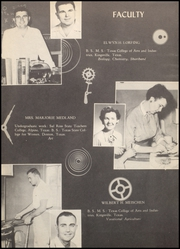 Page 16, 1955 Edition, Raymondville High School - Bearkat Yearbook (Raymondville, TX) online yearbook collection