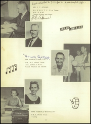 Page 12, 1956 Edition, Raymondville High School - Bearkat Yearbook (Raymondville, TX) online yearbook collection