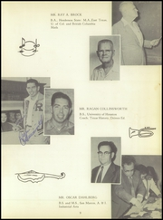 Page 13, 1956 Edition, Raymondville High School - Bearkat Yearbook (Raymondville, TX) online yearbook collection