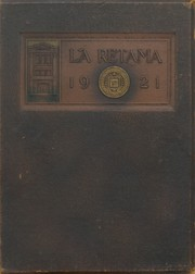 Page 1, 1921 Edition, Brackenridge High School - La Retama Yearbook (San Antonio, TX) online yearbook collection