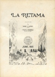 Page 5, 1921 Edition, Brackenridge High School - La Retama Yearbook (San Antonio, TX) online yearbook collection