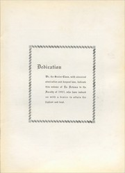 Page 7, 1921 Edition, Brackenridge High School - La Retama Yearbook (San Antonio, TX) online yearbook collection