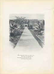 Page 9, 1921 Edition, Brackenridge High School - La Retama Yearbook (San Antonio, TX) online yearbook collection