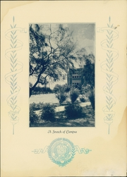 Page 15, 1932 Edition, Brackenridge High School - La Retama Yearbook (San Antonio, TX) online yearbook collection