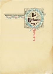 Page 5, 1932 Edition, Brackenridge High School - La Retama Yearbook (San Antonio, TX) online yearbook collection