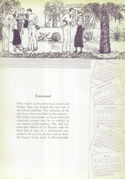 Page 9, 1934 Edition, Brackenridge High School - La Retama Yearbook (San Antonio, TX) online yearbook collection