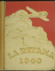 1940 Edition, Brackenridge High School - La Retama Yearbook (San Antonio, TX)