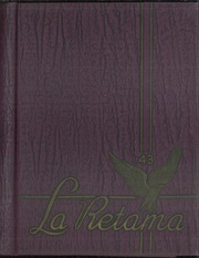 1943 Edition, Brackenridge High School - La Retama Yearbook (San Antonio, TX)