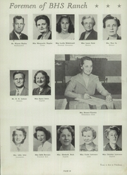 Page 22, 1947 Edition, Brackenridge High School - La Retama Yearbook (San Antonio, TX) online yearbook collection