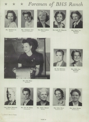 Page 23, 1947 Edition, Brackenridge High School - La Retama Yearbook (San Antonio, TX) online yearbook collection
