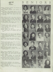 Page 31, 1947 Edition, Brackenridge High School - La Retama Yearbook (San Antonio, TX) online yearbook collection