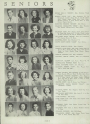 Page 32, 1947 Edition, Brackenridge High School - La Retama Yearbook (San Antonio, TX) online yearbook collection