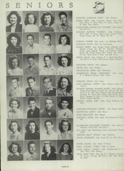 Page 34, 1947 Edition, Brackenridge High School - La Retama Yearbook (San Antonio, TX) online yearbook collection