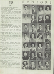 Page 35, 1947 Edition, Brackenridge High School - La Retama Yearbook (San Antonio, TX) online yearbook collection