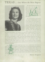 Page 6, 1947 Edition, Brackenridge High School - La Retama Yearbook (San Antonio, TX) online yearbook collection