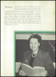 Page 11, 1950 Edition, Brackenridge High School - La Retama Yearbook (San Antonio, TX) online yearbook collection