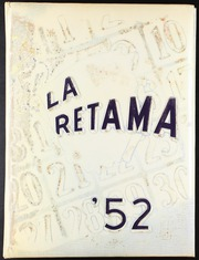 1952 Edition, Brackenridge High School - La Retama Yearbook (San Antonio, TX)