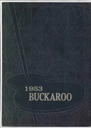 Brackenridge High School - La Retama Yearbook (San Antonio, TX) online yearbook collection, 1953 Edition, Page 1