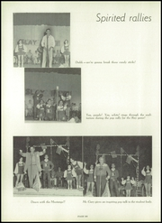 Page 224, 1955 Edition, Brackenridge High School - La Retama Yearbook (San Antonio, TX) online yearbook collection