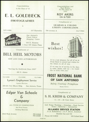 Page 277, 1955 Edition, Brackenridge High School - La Retama Yearbook (San Antonio, TX) online yearbook collection