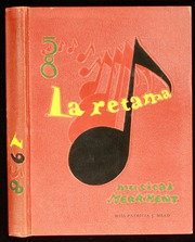1958 Edition, Brackenridge High School - La Retama Yearbook (San Antonio, TX)