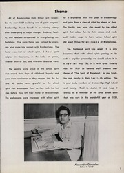 Page 11, 1959 Edition, Brackenridge High School - La Retama Yearbook (San Antonio, TX) online yearbook collection
