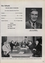 Page 17, 1959 Edition, Brackenridge High School - La Retama Yearbook (San Antonio, TX) online yearbook collection