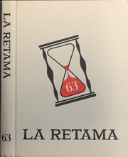 1963 Edition, Brackenridge High School - La Retama Yearbook (San Antonio, TX)