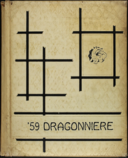 1959 Edition, Southwest High School - Dragonniere Yearbook (San Antonio, TX)