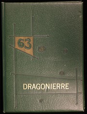 1963 Edition, Southwest High School - Dragonniere Yearbook (San Antonio, TX)