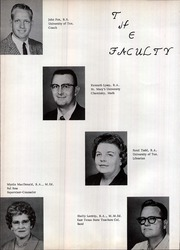 Page 10, 1963 Edition, Southwest High School - Dragonniere Yearbook (San Antonio, TX) online yearbook collection