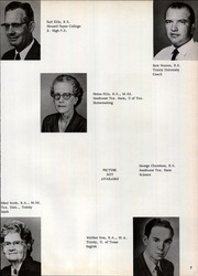 Page 11, 1963 Edition, Southwest High School - Dragonniere Yearbook (San Antonio, TX) online yearbook collection