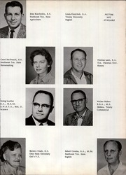 Page 13, 1963 Edition, Southwest High School - Dragonniere Yearbook (San Antonio, TX) online yearbook collection