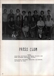 Page 16, 1963 Edition, Southwest High School - Dragonniere Yearbook (San Antonio, TX) online yearbook collection
